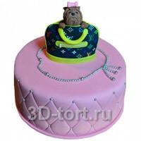 Женские торты